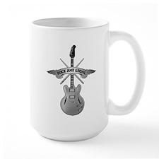 ROCK AND GROHL Large Mug
