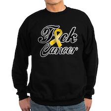Fuck Childhood Cancer Sweatshirt