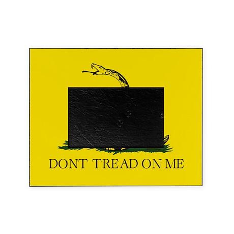Gadsden Flag Picture Frame