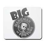 Big Hangman of Fortune Mousepad