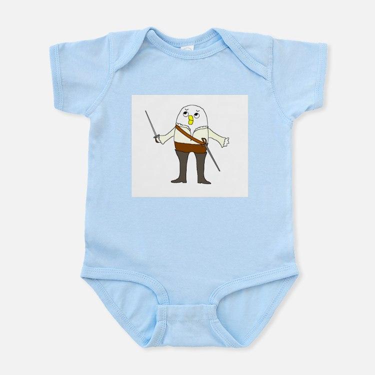 Opera Singer Infant Bodysuit