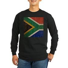 Vintage South Africa Flag T