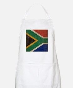 Vintage South Africa Flag Apron