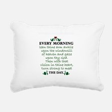 RELIGIOUS GIFTS Rectangular Canvas Pillow