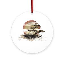 Bonsai Ornament (Round)
