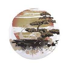 """Bonsai 3.5"""" Button (100 pack)"""