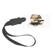Bonsai Luggage Tag