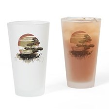 Bonsai Drinking Glass