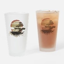 Bonsai Drinking Glass