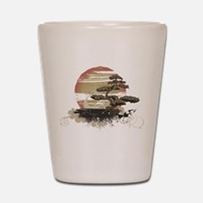 Bonsai Shot Glass