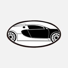 Sports Car Patches