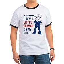 2little_seaman_white T-Shirt