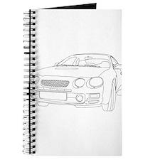 Car Outline Journal