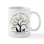CVAS Logo Mug