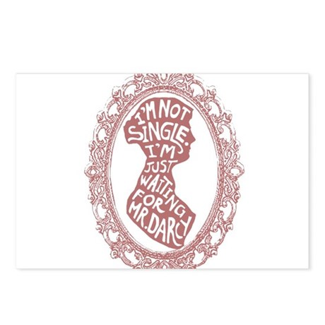 Im Not Single Postcards (Package of 8)