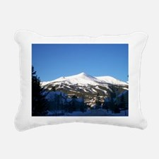 Made In Breck Rectangular Canvas Pillow