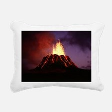 Puu Oo Rectangular Canvas Pillow