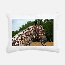 """""""Knabstrup 1"""" Rectangular Canvas Pillow"""