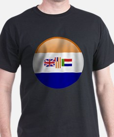SA republic button T-Shirt