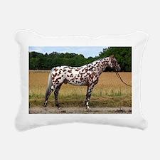"""""""Knabstrup 2"""" Rectangular Canvas Pillow"""