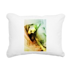 Not an Object Rectangular Canvas Pillow