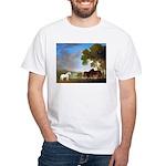 MARES & PONY White T-Shirt