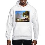 MARES & PONY Hooded Sweatshirt