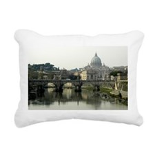 Vatican City Rectangular Canvas Pillow