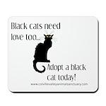 CVAS Black Cats Mousepad