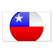 Chile Button Decal