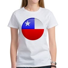 Chile Button Tee