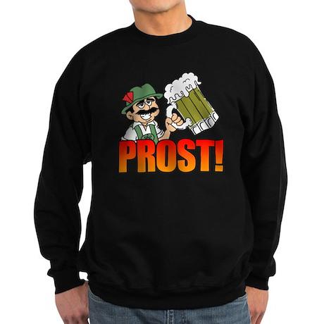 Prost Oktoberfest Sweatshirt (dark)