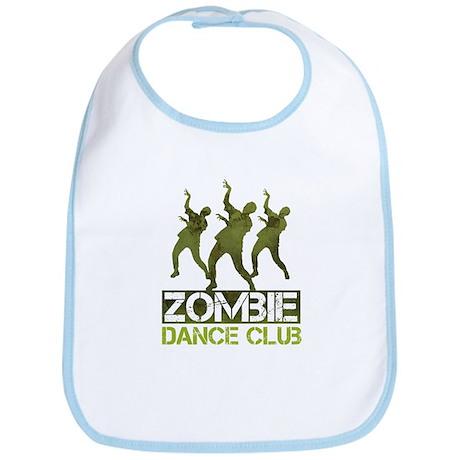 Zombie Dance Club Bib