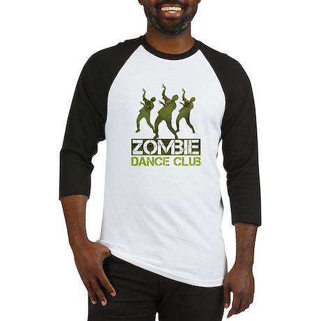 Zombie Dance Club Baseball Jersey