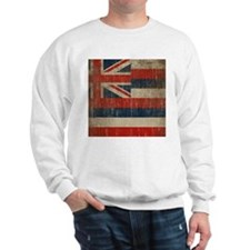 Vintage Hawaii Flag Sweatshirt
