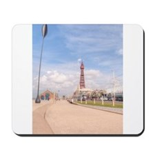 Blackpool Tower and Oar Mousepad