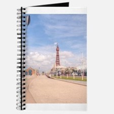 Blackpool Tower and Oar Journal