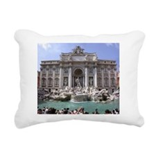 Cute Rome Rectangular Canvas Pillow