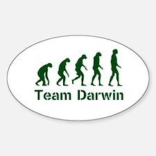 Team Darwin (green) Decal
