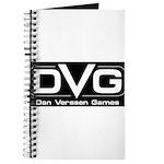 DVG Logo (Black) Journal