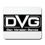 DVG Logo (Black) Mousepad