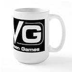 DVG Logo (Black) Large Mug