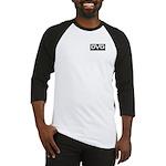 DVG Logo (Black) Baseball Jersey