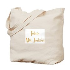 Future Mrs. Jenkins Tote Bag