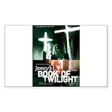 Jenny's Book of Twilight Original Poster Art Stick
