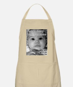 French Fry BBQ Apron