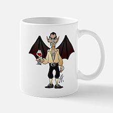 Count Dracula the vampire Mug