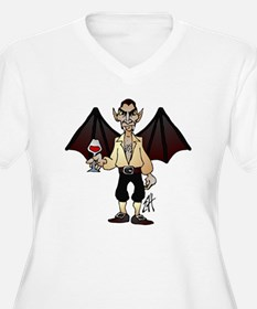 Count Dracula the vampire T-Shirt