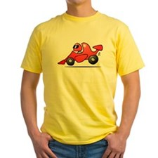 Red race car T