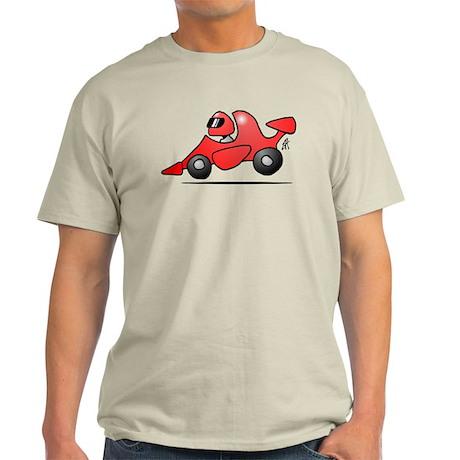 Red race car Light T-Shirt